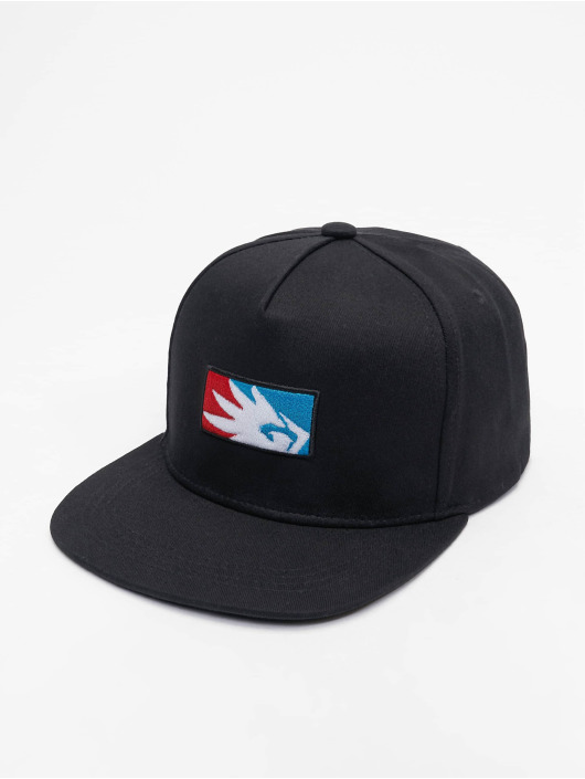 Dangerous DNGRS Snapback Caps Base svart