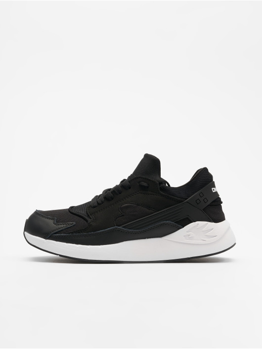 Dangerous DNGRS Sneaker Flash schwarz