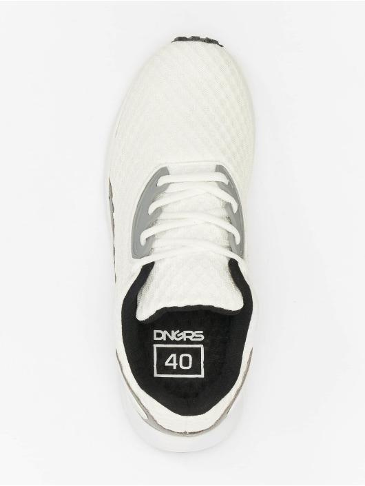 Dangerous DNGRS Sneaker Purity weiß