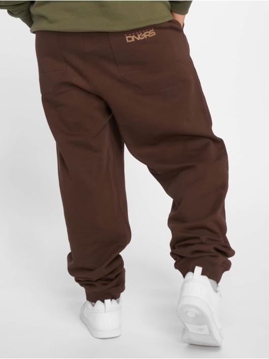 Dangerous DNGRS Spodnie do joggingu Classic brazowy