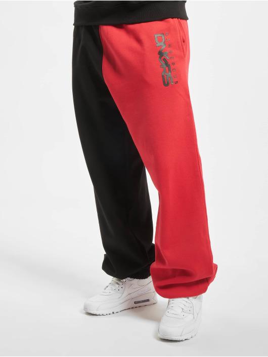 Dangerous DNGRS Spodnie do joggingu Two-Face czarny