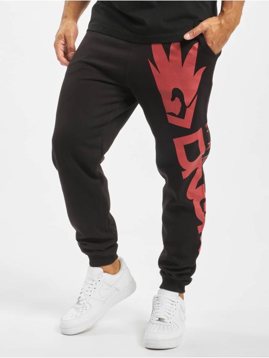Dangerous DNGRS Spodnie do joggingu Edwards czarny