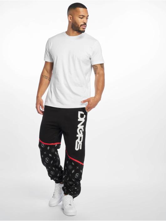 Dangerous DNGRS Spodnie do joggingu Bear czarny
