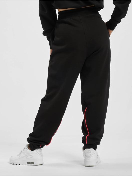 Dangerous DNGRS Spodnie do joggingu Wintersweat czarny