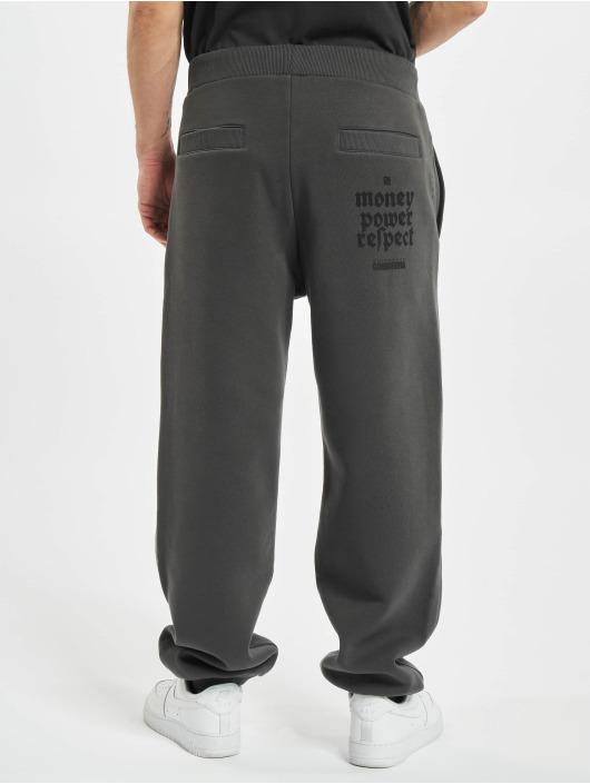 Dangerous DNGRS Spodnie do joggingu x Gomorrha szary
