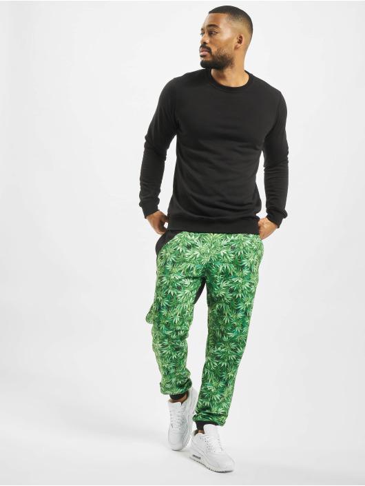 Dangerous DNGRS Spodnie do joggingu Greenline zielony