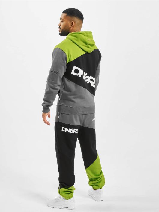 Dangerous DNGRS Suits Tritop black