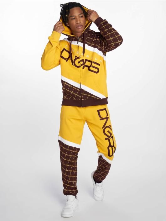 Dangerous DNGRS Suits Woody brown
