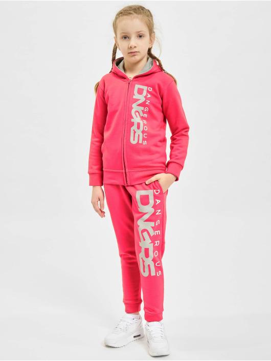 Dangerous DNGRS Suits Classic Kids pink