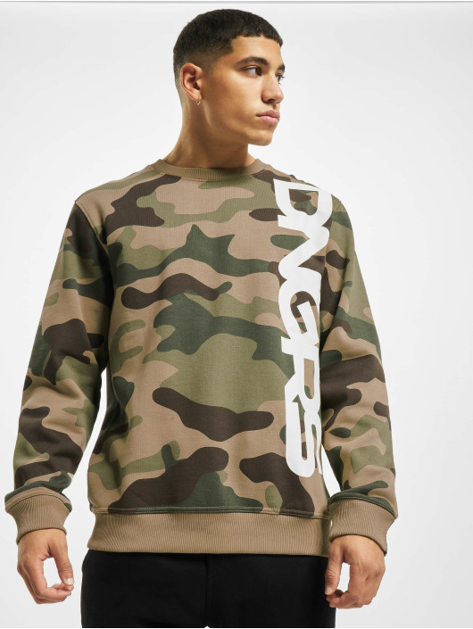 Dangerous DNGRS Sweat & Pull Classic camouflage