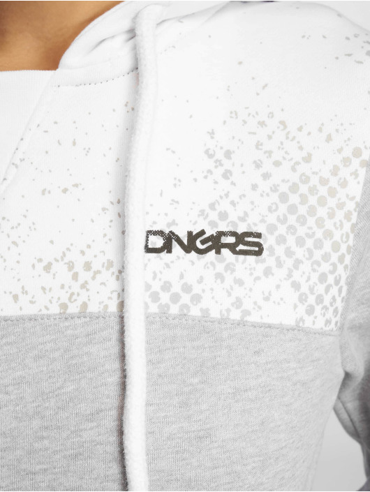 Dangerous DNGRS Sweat capuche Fawn gris