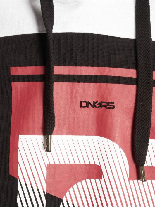 Dangerous DNGRS Sweat capuche Trick noir