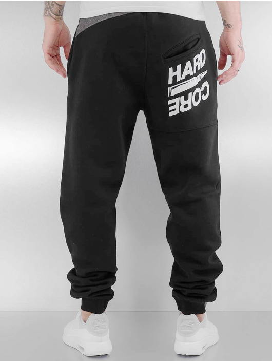 Dangerous DNGRS Sweat Pant Hardcore black