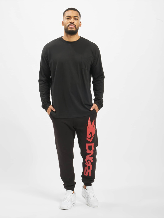 Dangerous DNGRS Sweat Pant Eddy black