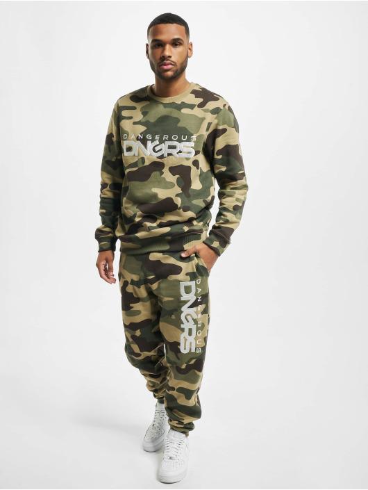 Dangerous DNGRS Sweat Pant Beweare camouflage
