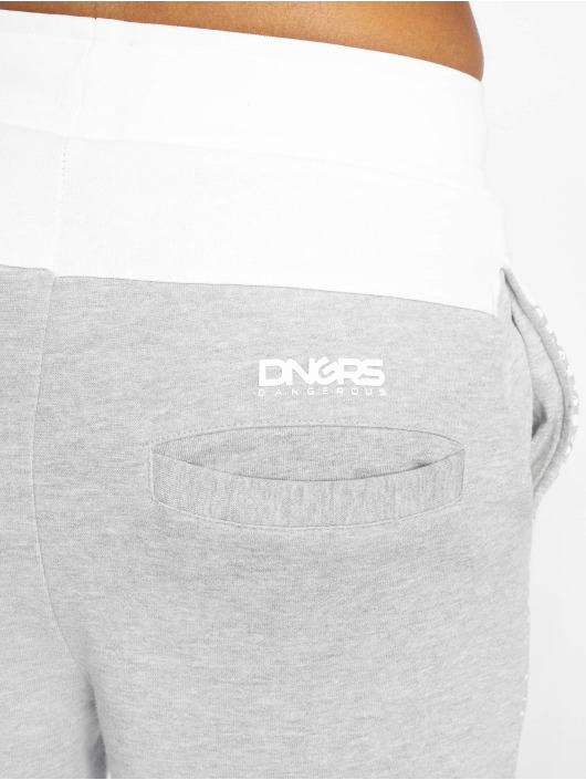 Dangerous DNGRS Sweat Pant Fawn grey