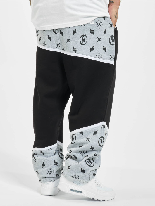 Dangerous DNGRS Sweat Pant Bear grey