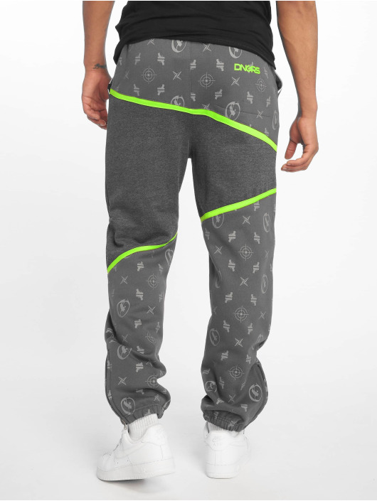Dangerous DNGRS Sweat Pant Bear grey