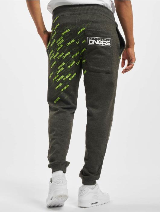 Dangerous DNGRS Sweat Pant Swig grey