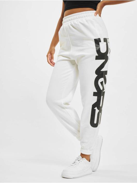 Dangerous DNGRS Sweat Pant DNGRS Classic white