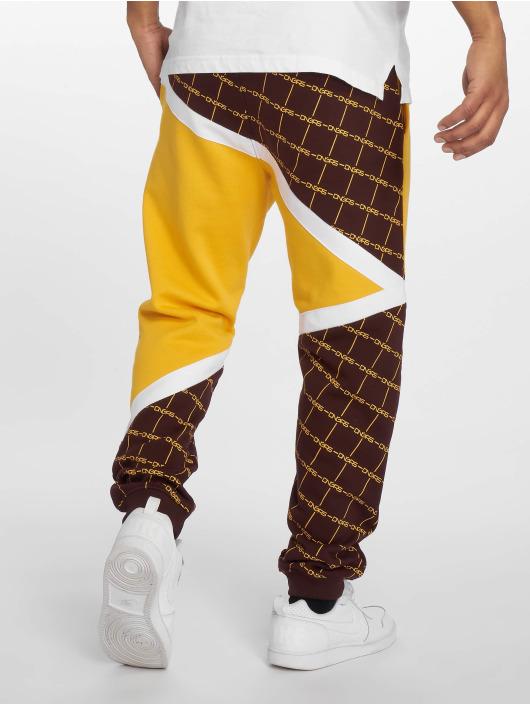 Dangerous DNGRS Sweat Pant Woody yellow
