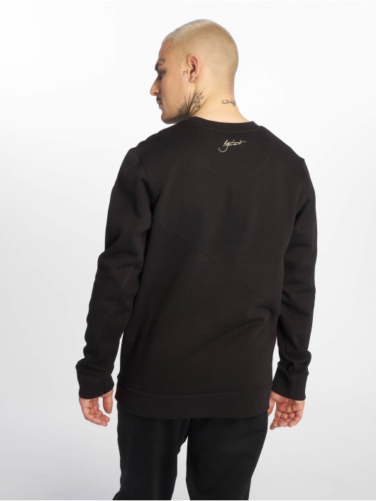 Dangerous DNGRS Swetry Romain Crewneck czarny