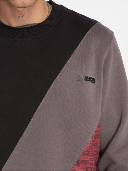 Dangerous DNGRS Swetry Vela czarny
