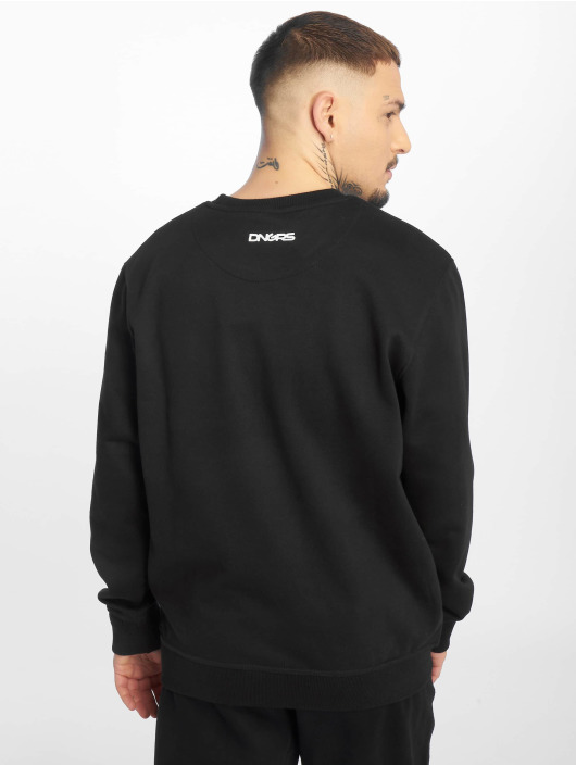 Dangerous DNGRS Swetry DNGRS Legend Crewneck czarny