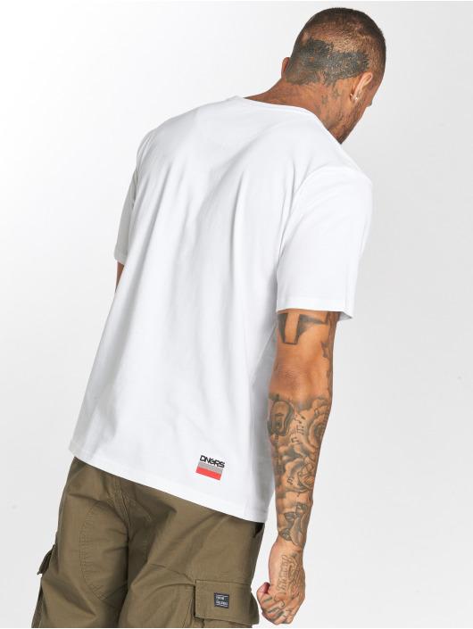 Dangerous DNGRS T-paidat Weedsky valkoinen