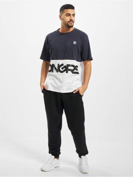 Dangerous DNGRS T-Shirt Neurotic blanc
