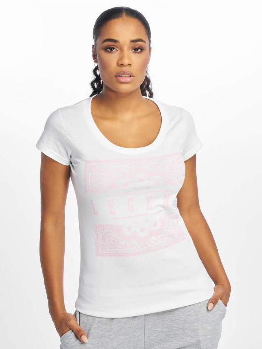 Dangerous DNGRS T-Shirt Legend blanc
