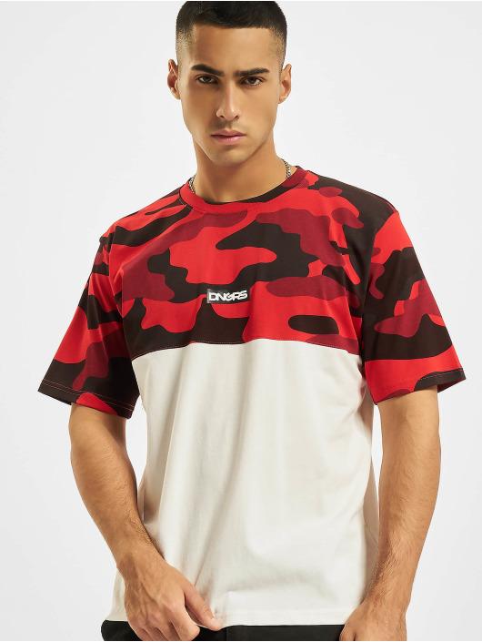 Dangerous DNGRS T-Shirt Camtri blanc