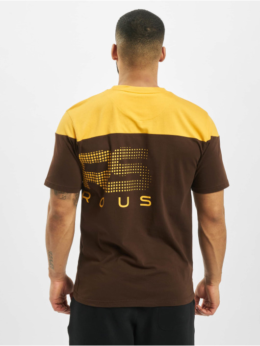 Dangerous DNGRS T-Shirt Gino braun