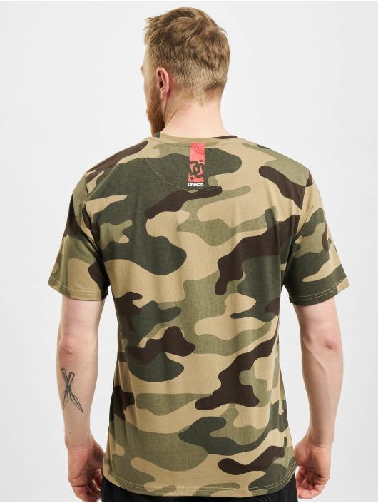 Dangerous DNGRS T-Shirt Luis camouflage