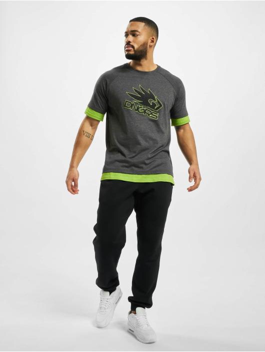 Dangerous DNGRS T-Shirt Flying Eagle grau