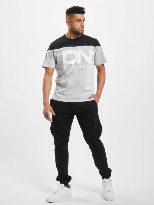 Dangerous DNGRS T-Shirt Gino grau