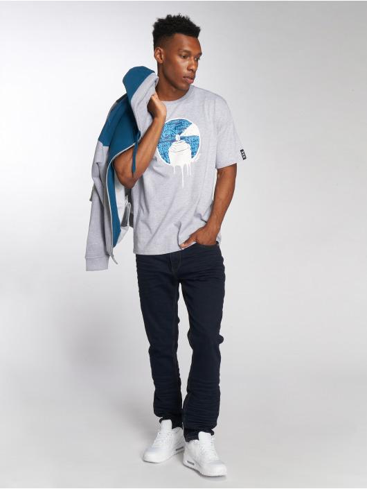 Dangerous DNGRS T-Shirt Spray gray
