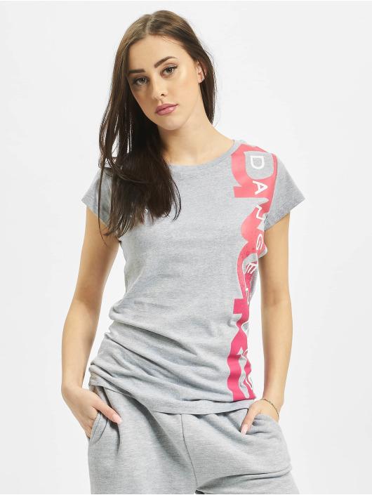 Dangerous DNGRS T-Shirt Hyena gray