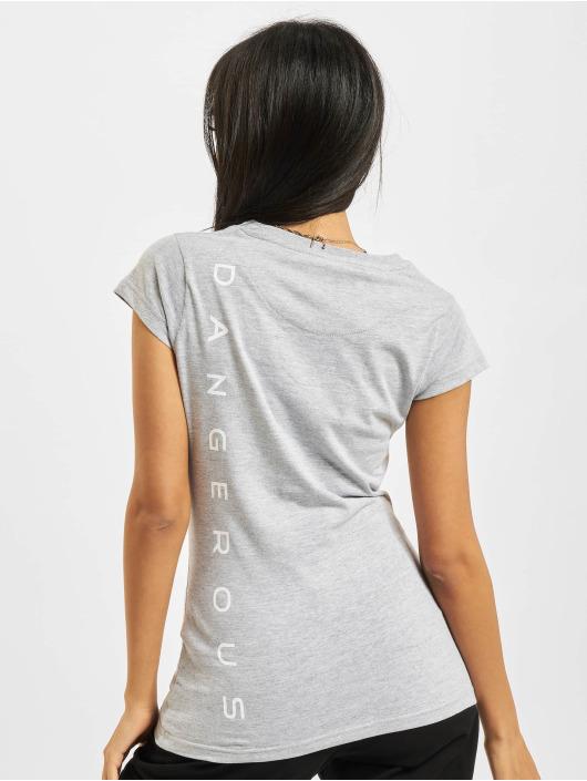 Dangerous DNGRS T-Shirt Classic grey