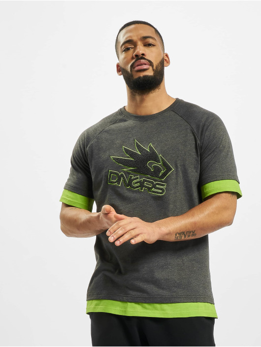 Dangerous DNGRS T-Shirt Flying Eagle gris