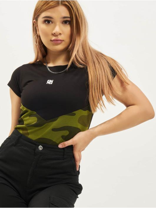 Dangerous DNGRS T-Shirt Camtri grün