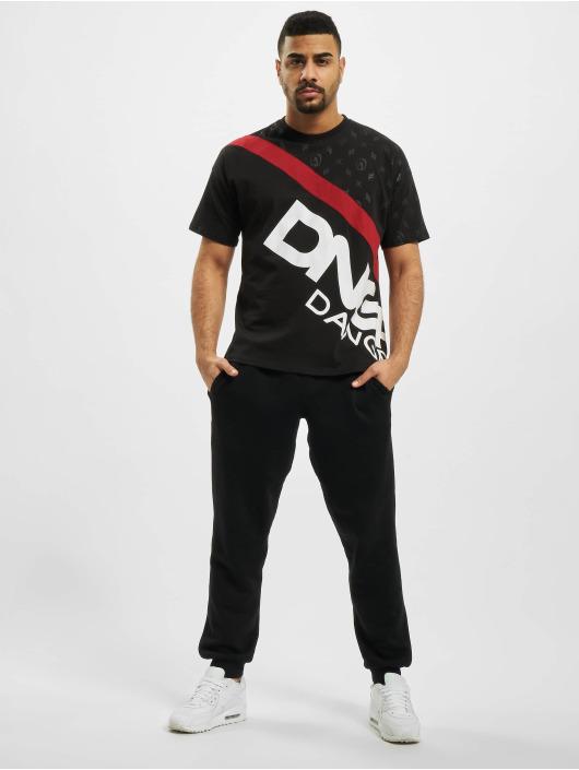 Dangerous DNGRS T-Shirt Bear noir