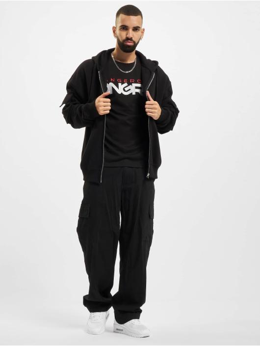 Dangerous DNGRS T-Shirt Beweare noir