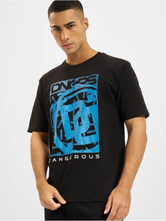 Dangerous DNGRS T-Shirt Target noir