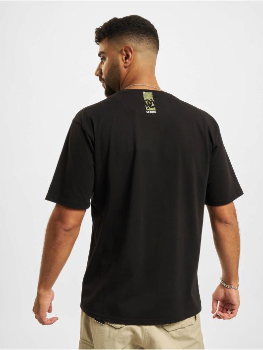 Dangerous DNGRS T-Shirt High noir