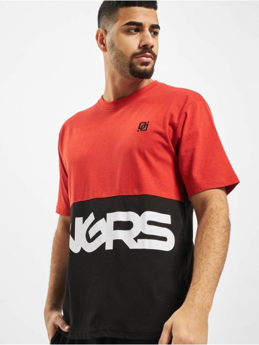 Dangerous DNGRS T-shirt Neurotic rosso