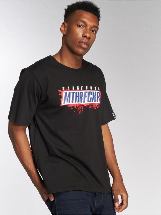 Dangerous DNGRS T-Shirt MTHRF... schwarz