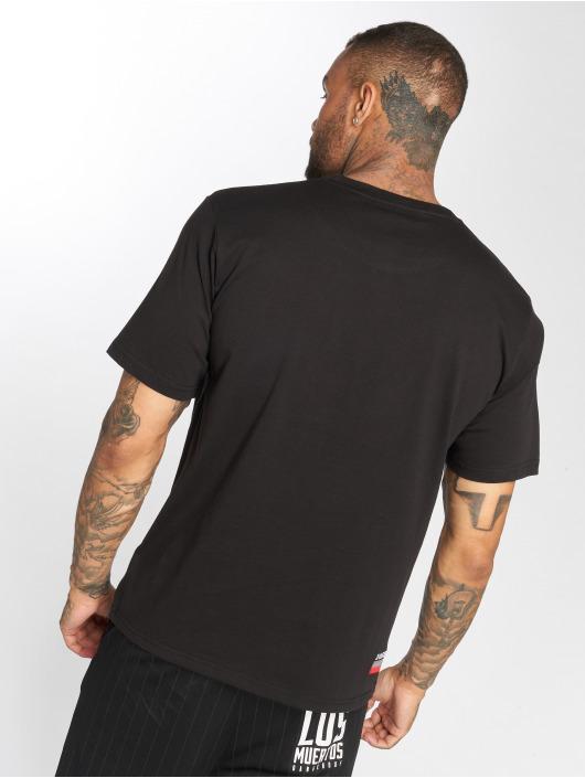 Dangerous DNGRS T-Shirt Weedsky schwarz