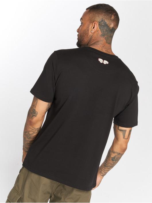 Dangerous DNGRS T-Shirt Peligroso schwarz