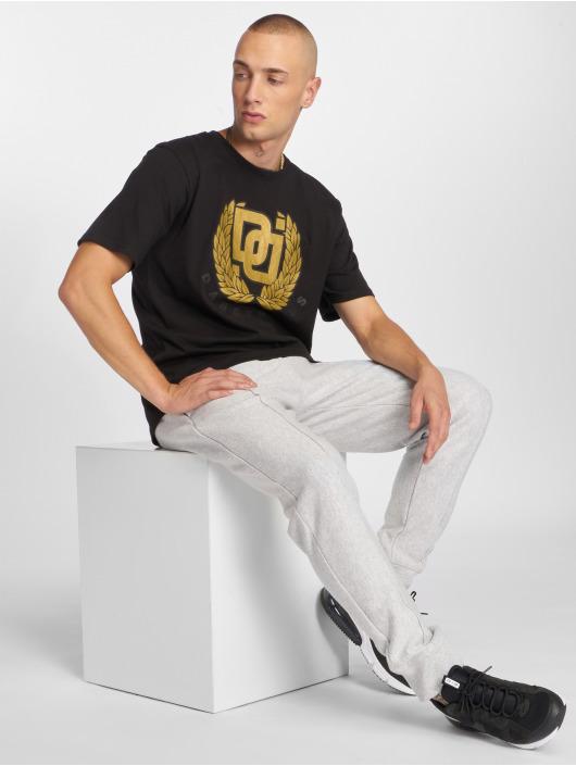 Dangerous DNGRS T-Shirt DoubleD schwarz